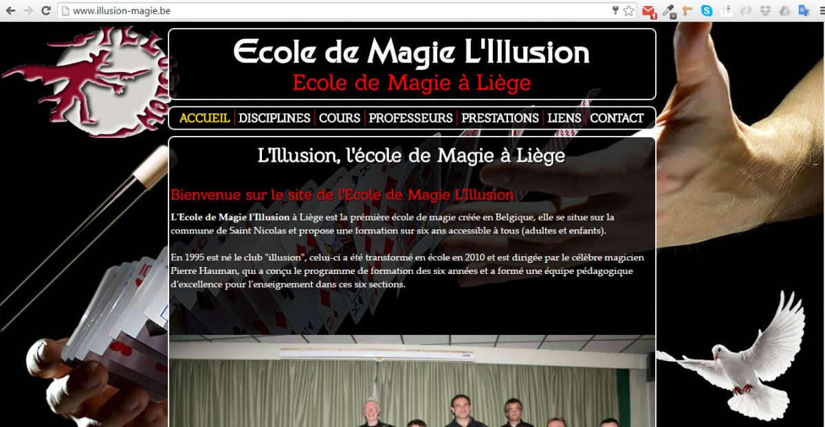 www.illlusion-magie.be